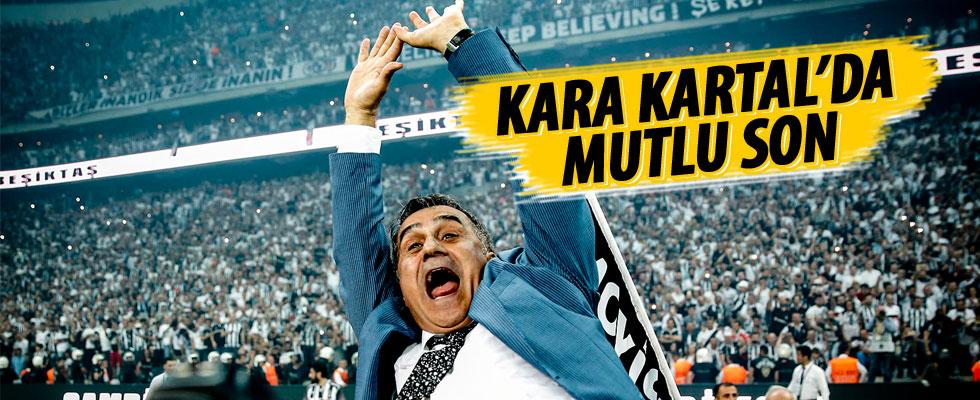 Beşiktaş Şenol Güneş'le yeniden anlaştı