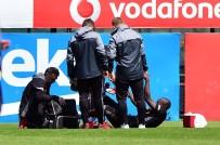 VINCENT ABOUBAKAR - Beşiktaş'ta Aboubakar, Sakatlandı