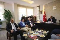 Beyşehir'de Park Projesi İncelemeleri Sürüyor