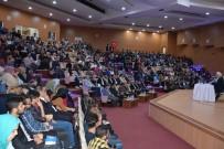 METAFIZIK - Bingöl'de 'Düşünce Geleneğimizde Din Ve Felsefe' Konferansı