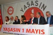 İLKAY - Bursa'da 1 Mayıs Eski Statta Kutlanacak