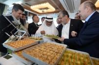 GIDA SEKTÖRÜ - Bursa Gıda Pazarı Yabancı Yatırımcıları Cezbediyor