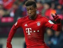 ALMANYA - Coman 3 yıl daha Bayern Münih'te