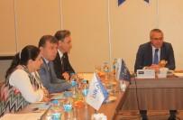 MECLİS BAŞKANLARI - DİKA Yönetim Kurulu Mardin'de Toplandı