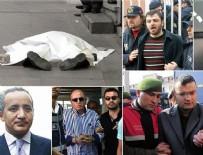 İSTİHBARAT DAİRE BAŞKANLIĞI - Dink cinayetinin her aşamasında FETÖ vardı