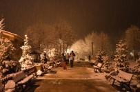 Diriliş Kampında Yılın Son Kar Keyfini Çıkarttılar