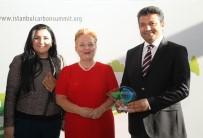 İSTANBUL TEKNIK ÜNIVERSITESI - Düşük Karbon Kahramanı Ödülünün Sahibi Kartal Belediyesi Oldu