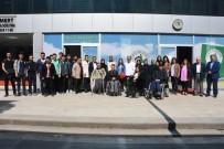 SOSYAL YARDIM - Düzce'de Engellilerin Sorunları Konuşuldu