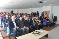 ALI ERTUĞRUL - Düzce Üniversitesi'nde 'Bithynia Bölgesi' Anlatıldı