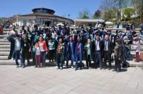 TEKERLEKLİ SANDALYE - Düzce Üniversitesi'nde Engelsiz Yaşam Festivali Düzenlendi