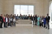 KARDEŞ OKUL - Edremitli Öğrenciler Filistin'de