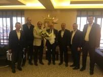 BÜYÜK BULUŞMA - Eğitim Bir-Sen'den AK Parti İl Başkanlığı'na Ziyaret