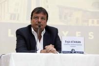 ERGİN ATAMAN - Ergin Ataman Açıklaması 'Fenerbahçe'yi Hem Kıskanıyor, Hem De Takdir Ediyorum'