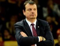 ERGİN ATAMAN - Ergin Ataman: Fenerbahçe'yi kıskanıyorum