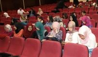 KALP KRİZİ - ERÜ'de 'Yaşama Sevinci' Konulu Konferans Düzenlendi