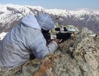 GÜVENLİK GÖREVLİSİ - Erzurum'da çatışma: 2 asker yaralı