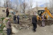 KOAH - Evine Yol Olmayan Hasta Kadın İçin Belediye Başkan Vekili Devreye Girdi