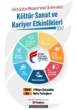 FAKÜLTE - FSMVÜ Kültür Sanat Ve Kariyer Etkinlikleri Başlıyor
