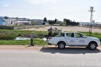 SOSYAL HİZMETLER - Gaziantep Büyükşehir İlaçlama Çalışmalarını Sürdürüyor