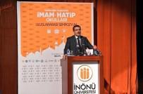 İMAM HATİP OKULLARI - Gümrük Ve Ticaret Bakanı Bülent Tüfenkci Açıklaması