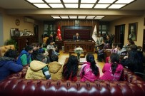 YEREL YÖNETİMLER - Günün İlk Dersi Başkan Fethi Yaşar'dan