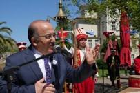 ORHAN FEVZI GÜMRÜKÇÜOĞLU - Kanuni Sultan Süleyman Han'ı Doğumunun 522. Yıldönümü Etkinlikleri