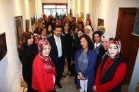Karaman'da 'Savaşın Çocukları' Resim Sergisi Açıldı