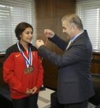 OLİMPİYAT ŞAMPİYONU - Kayseri Okçuluk Sporunda Bir Şampiyon Daha Çıkardı