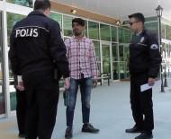 Köpeğin Isırdığı Kaçak Afgan Hastaneye Gidince Yakalandı