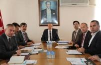 MUŞLU - KÜSİ Planlama Ve Geliştirme Kurulu Toplantısı Yapıldı