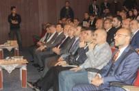 ENTELLEKTÜEL - Mardin'de 'Geçmişten Günümüze Ortadoğu' Sempozyumu
