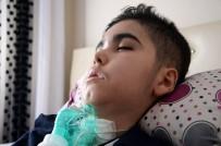 EVDE EĞİTİM - Mehmethan'ın Hayatı ABD'den Gelecek İlaca Bağlı