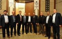 LIBYA - Mermer Üreticileri Armatör Firmalarıyla Bir Araya Geldi