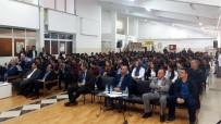 Müftü Karabayır'dan Liseli Gençlere Konferans