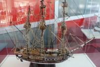 MESİR MACUNU FESTİVALİ - Naht Sanatı Ve Ahşap Gemiler Görücüye Çıktı