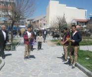 İRAN - Öğrencilerden 'Trafikte Gençlik Hareketi' Projesi