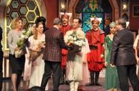 DOLMABAHÇE SARAYı - Opera Bale Günlerinde 'Harem' Balesi İle Final