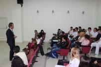 Rektör Özer, Diş Hekimliği Fakültesi Öğrencileriyle Buluştu