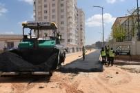 AKKENT - Şahinbey Belediyesi Asfalt Çalışmalarına Başladı