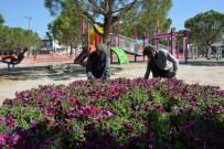 TAFLAN - Selimşahlar Yeni Parkıyla Güzelleşti