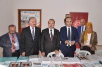 ÜNİVERSİTE TERCİHİ - Sivas'ta Üniversite Tanıtım Ve Tercih Günleri Fuarı