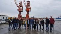 SERBEST BÖLGE - Sungurlu MYO Öğrencileri Samsun'u Gezdi