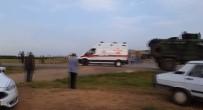Suriye'den Atılan Havan Sonucu Bir Asker Yaralandı