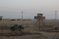 Suriye'den Ceylanpınar'daki Hudut Karakoluna Ateş Açıldı