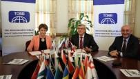 TDBB Ve Rusya Şehirler Birliği Arasında İşbirliği