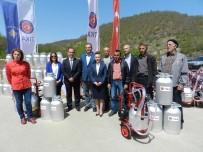 KOSOVA - TİKA'dan Kosova Süt Üreticilerine Destek