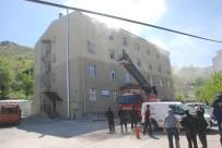 AHMET ERDEM - Tokat'ta Erkek Kur'an Kursunda Yangın Korkuttu