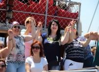 TAŞKıRAN - Türkiye'nin Kadın Muhtarları Bodrum'da Doyasıya Eğlendi