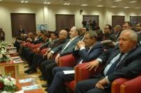 İSTIKLAL MARŞı - Türkiye'nin Kamu Yönetimi Van'da Tartışılıyor