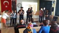 HALK EĞITIMI MERKEZI - Üniversite Öğrencilerine İlkyardım Eğitimi Verildi